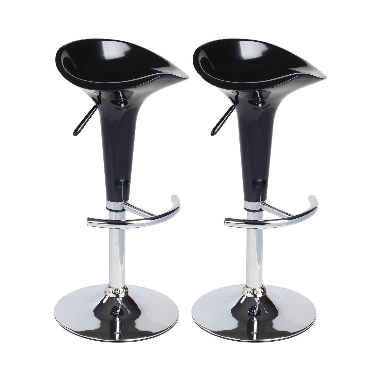 Awe Inspiring Luciani Height Adjustable Bar Stools Spiritservingveterans Wood Chair Design Ideas Spiritservingveteransorg
