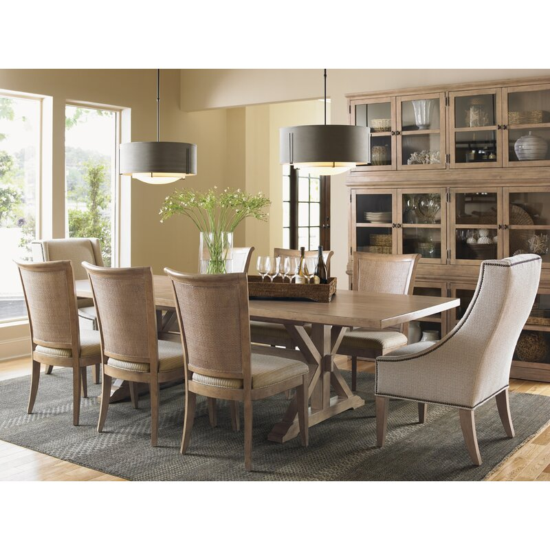 Bon Monterey Sands Walnut Creek Dining Table