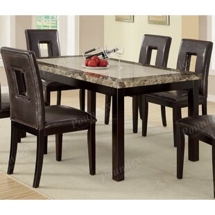 Winston Porter Cannella Casual Dining Table