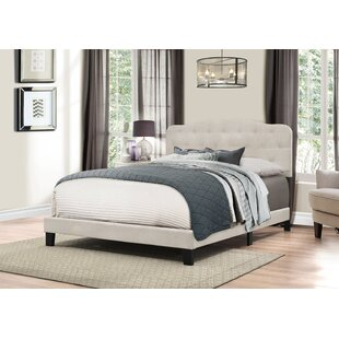 Chesterwood Upholstered Panel Bed