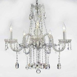 House of Hampton Meredith 5-Light Candle ..