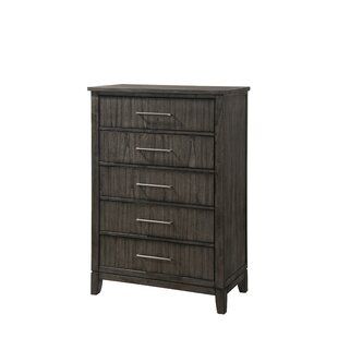 Bedfordshire 5 Drawer Chest