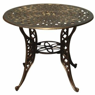 DC America Mesh Round Dining Table