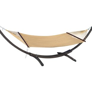 Sato Double Polyester Hammock by Latitude Run Find