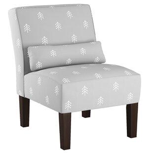Loon Peak Crews Slipper Chair