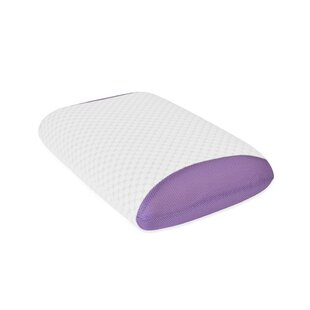 Lavender-infused Memory Foam Pillow