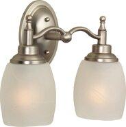 Ashok 2 Light Vanity Light