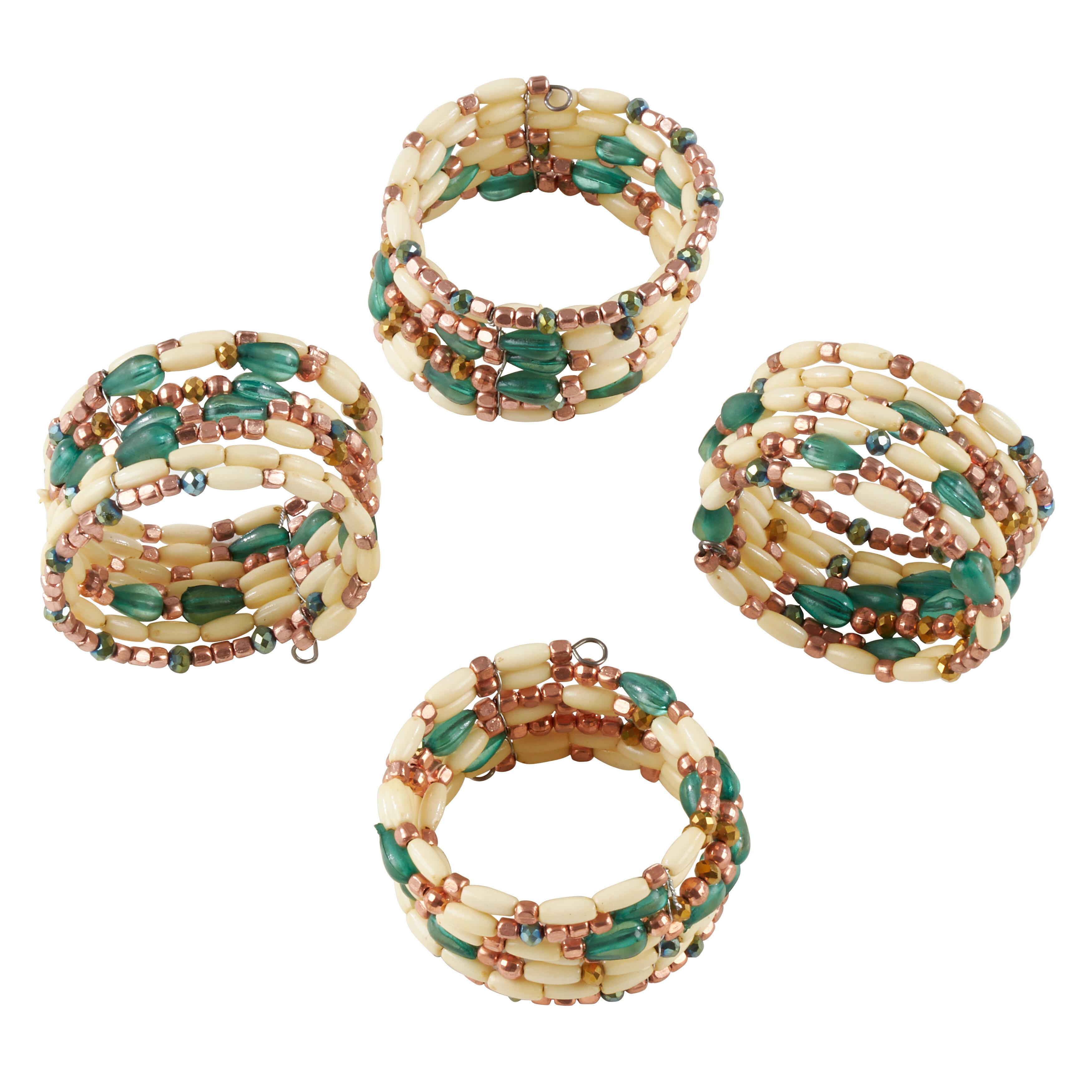 Bay Isle Home Beaded Napkin Ring Wayfair