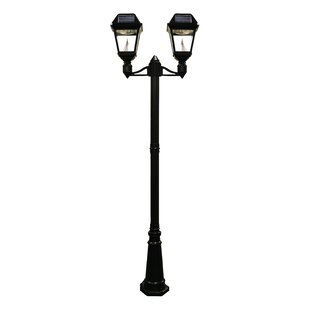 Imperial II 21-Light LED 95 Post Light By Gama Sonic
