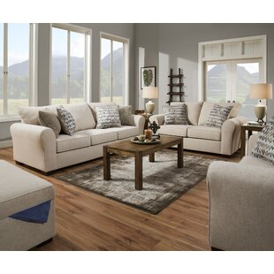 Alcott Hill Derry Sleeper Configurable Living Room Set
