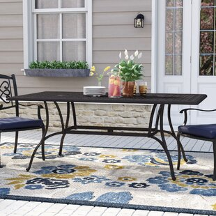 Maytown Metal Dining Table..