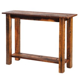 "Derecho 48"" Solid Wood Console Table by Union Rustic SKU:CA238248 Check Price"