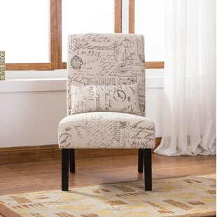 Pisano Slipper Chair by Roundhill Furniture