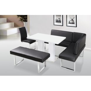 corner dining furniture. Delighful Dining Havilland Upholstered Corner Bench With Back And Dining Furniture D