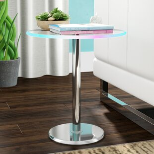 Compare & Buy Oliver End Table By Wade Logan