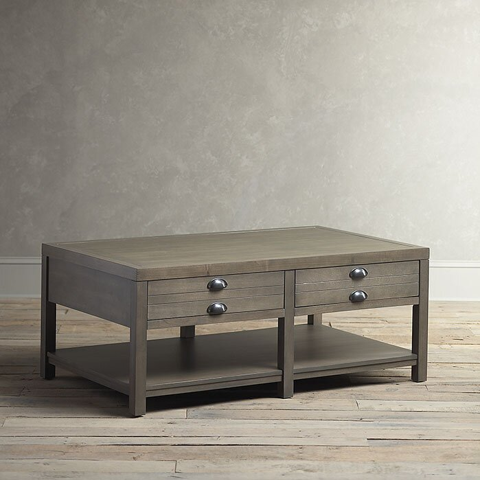 Stowe Rectangular Coffee Table