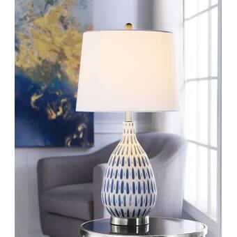 Brayden Studio Bercht 28 Table Lamp Wayfair