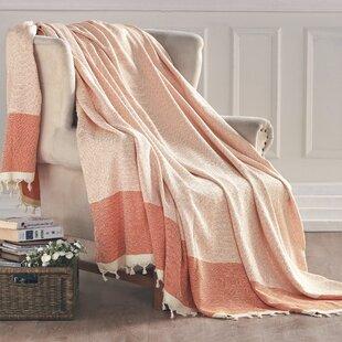 Aldo Turkish Cotton Throw Blanket