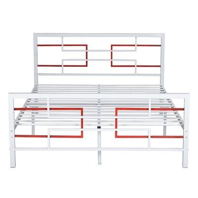Arczi 34.8 Low Profile Platform Bed Latitude Run Size: Full