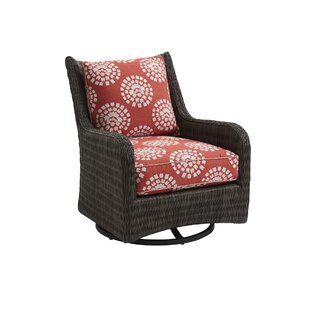 Cypress Point Ocean Terrace Glider Chair with Cushions