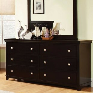 Mandie 6 Drawer Double Dresser