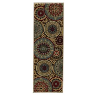 Arline Beige Indoor/Outdoor Area Rug