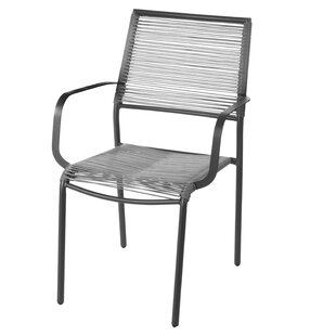 Schulz Stacking Garden Chair By Sol 72 Outdoor