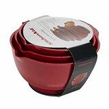 KitchenAid 3 Piece Plastic Mixing Bowl Set - KE175