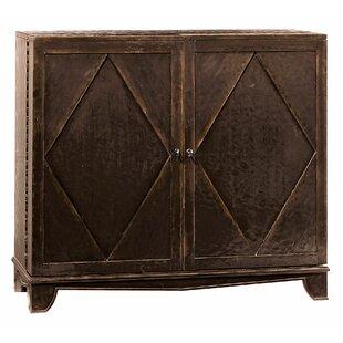 Vintage Patina Bar Cabinet..