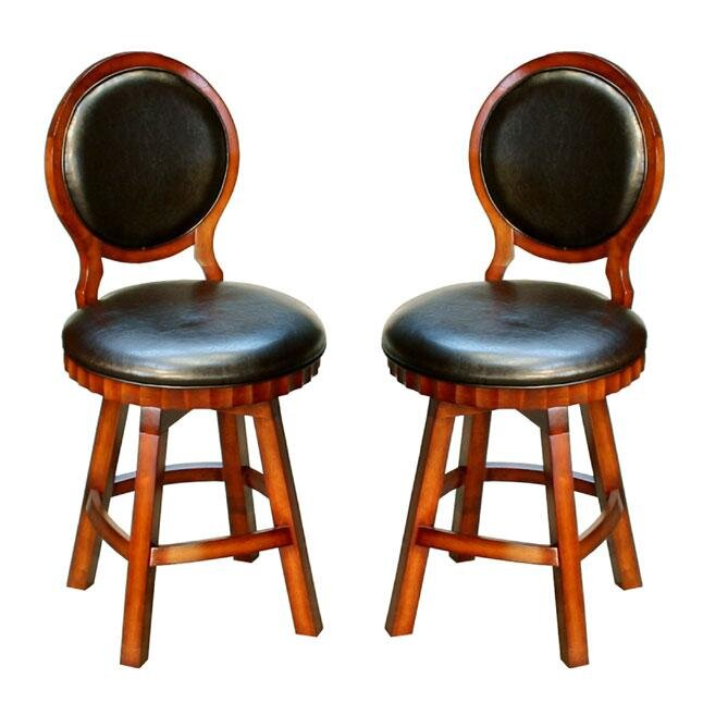 "Carolina 26"" Swivel Bar Stools"