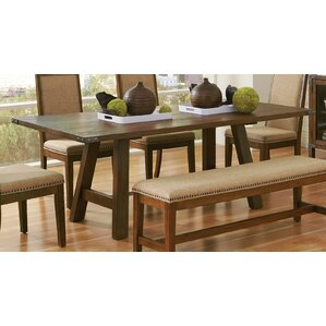 Chantelle Dining Table by 17 Stories
