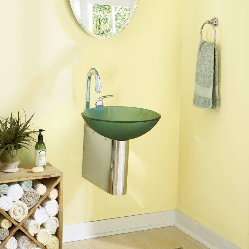 DECOLAV Wall Mounted Sink Bracket & Reviews   Wayfair