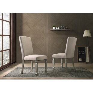 Remus Upholstered Dining Chair (Set of 2)