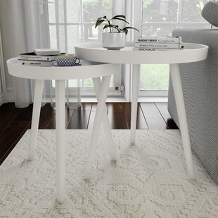 Kinchen 2 Piece Nesting Tables