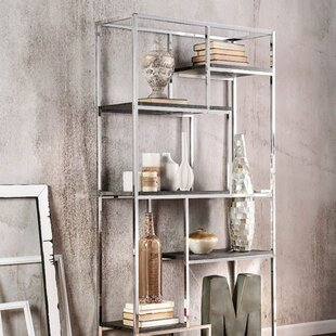 Brockway Geometric Bookcase
