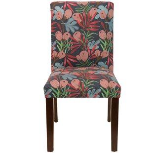 Vidal Parsons chair by Bayou Breeze