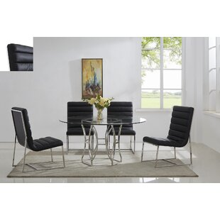 Savon 5 Piece Dining Set Orren Ellis
