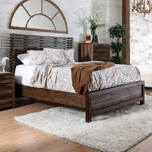 A&J Homes Studio Natalie Platform Bed