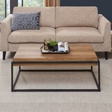 Roesler Frame Coffee Table by Union Rustic