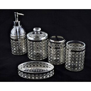 Glass Nature Home Decor Bathroom Accessories You Ll Love In 2020 Wayfair