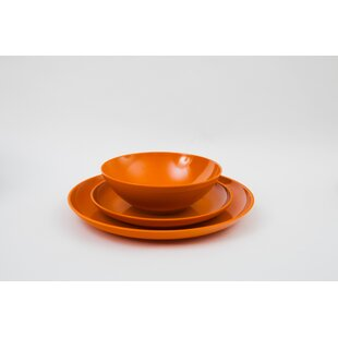 Vannatta 12 Piece Dinnerware Set