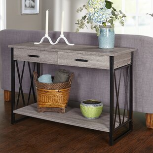Top Reviews Raymundo Console Table by Wrought Studio