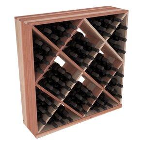 Karnes Redwood Diamond Cube 82 Bottle Flo..