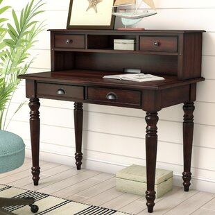 World Menagerie Pablo Writing Desk with Hutch