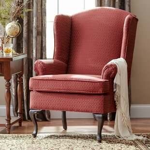 Ruthanne Wingback Chair by Astoria Grand #1