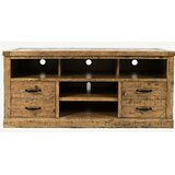 Thame Solid Wood TV Stand for TVs up to 65 by Loon Peak®
