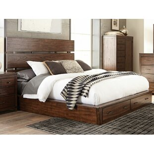Millwood Pines Turnbull Storage Platform Bed