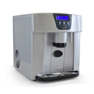 33 lb. Daily Production Freestanding Clear Ice Maker