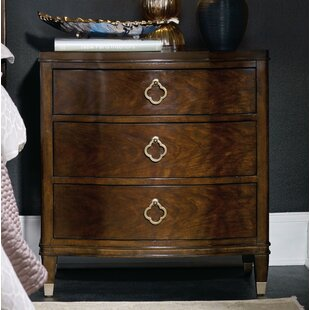 Hooker Furniture Hooker Furniture Skyline 3 Drawer Dresser