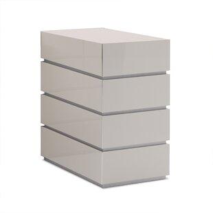 Potenza 4 Drawer Dresser